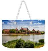 Malbork Castle Weekender Tote Bag
