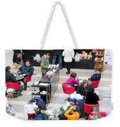 Mall Food Court Weekender Tote Bag
