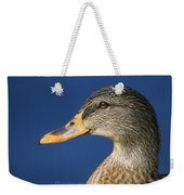 Mallard Queen Weekender Tote Bag
