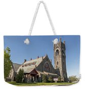 Malone Church Weekender Tote Bag