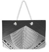 Mam In Black And White Weekender Tote Bag