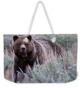 Mama Grizzly Weekender Tote Bag