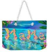Mama Ocean Weekender Tote Bag