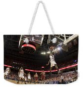 Mamadi Diane Dunk Against Boston College Weekender Tote Bag