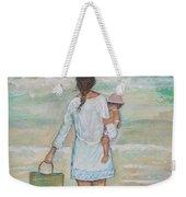 Mama's Beach Day Weekender Tote Bag