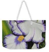 Mama's Favorite Iris Weekender Tote Bag