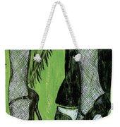 Mambo Weekender Tote Bag by Debbie DeWitt