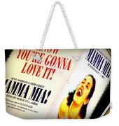 Mamma Mia Weekender Tote Bag