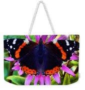Mammoth Butterfly Weekender Tote Bag