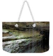 Mammoth Cave Entrance Weekender Tote Bag