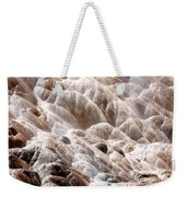 Mammoth Hot Springs Closeup Weekender Tote Bag