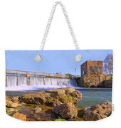 Mammoth Spring Dam And Hydroelectric Plant - Arkansas Weekender Tote Bag