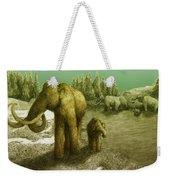 Mammoths Weekender Tote Bag