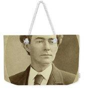 Man, 1874 Weekender Tote Bag