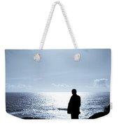Man And  The Sea Weekender Tote Bag