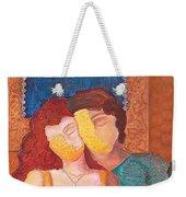 Man And Woman Weekender Tote Bag