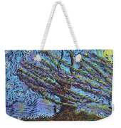 Man Beneath The Willow Weekender Tote Bag