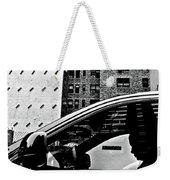 Man In Car - Scenes From A Big City Weekender Tote Bag