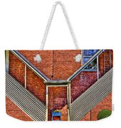 Man In The Window Weekender Tote Bag