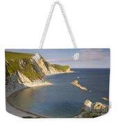 Man O' War Cove - Dorset Weekender Tote Bag