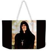 Man Of Peace Weekender Tote Bag