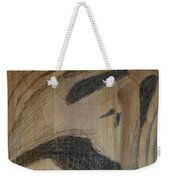 Man Of Sorrows I - Back Weekender Tote Bag