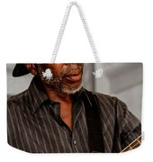 Man On Guitar Weekender Tote Bag
