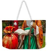 Man Under The Moon Weekender Tote Bag