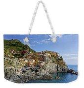 Manarola Italy Dsc02563  Weekender Tote Bag