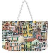Manarola Weekender Tote Bag by Joana Kruse