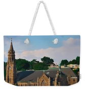 Manayunk - Saint John The Baptist Church Weekender Tote Bag