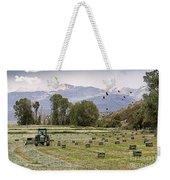 Mancos Colorado Landscape Weekender Tote Bag