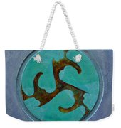 Mandala 7 - Ready To Hang Weekender Tote Bag