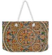 Mandala Of Heruka In Yab Yum And Buddhas Weekender Tote Bag
