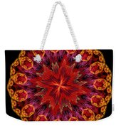 Mandala Of Love Weekender Tote Bag