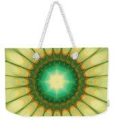 Mandala Of The Hope Weekender Tote Bag