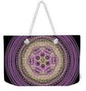 Mandala Of Wisdom Weekender Tote Bag
