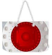 Mandala Pam Weekender Tote Bag