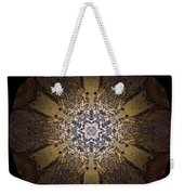 Mandala Sand Dollar At Wells Weekender Tote Bag