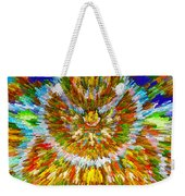 Mandalas Of The Buddha Weekender Tote Bag
