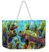 Mandarinfish  Weekender Tote Bag