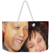 Mandela And Whitney Weekender Tote Bag