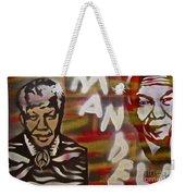 Mandela Weekender Tote Bag