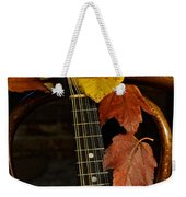 Mandolin Autumn 1 Weekender Tote Bag