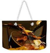 Mandolin Autumn 3 Weekender Tote Bag