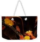 Mandolin Autumn 5 Weekender Tote Bag
