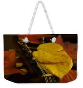 Mandolin Autumn 6 Weekender Tote Bag