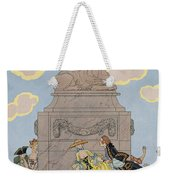 Mandoline Weekender Tote Bag