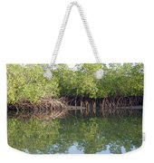 Mangrove Refelections Weekender Tote Bag