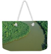 Mangrove Rhizophora Sp In Mahakam Delta Weekender Tote Bag